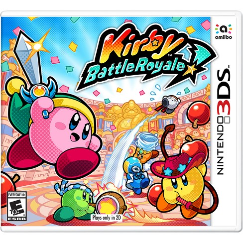 Kirby: Battle Royale - Nintendo 3DS - image 1 of 4