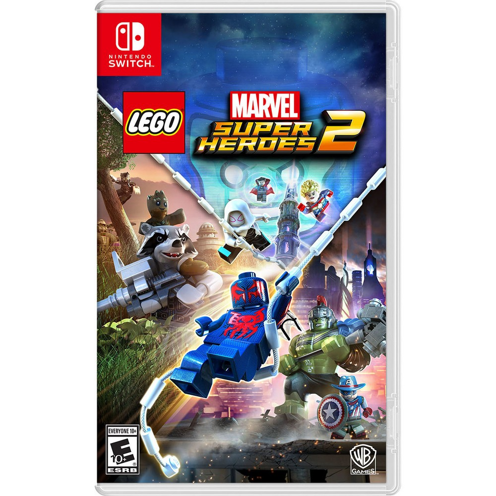 Warner Brothers Lego Marvel Super Heroes 2 - Nintendo Switch