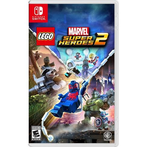 Lego Marvel Super Heroes 2 Nintendo Switch Target