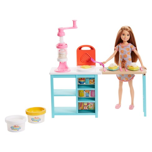 Barbie Stacie Doll and Breakfast Playset - image 1 of 16