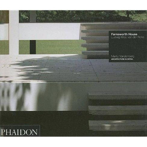 Farnsworth House - (Architecture in Detail) by  Maritz Vandenberg (Paperback) - image 1 of 1