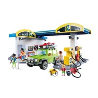 Deals on Playmobil Gas Station