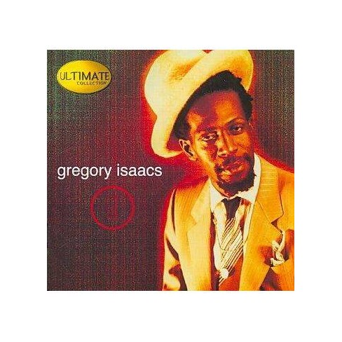 Gregory Isaacs - Ultimate Collection (CD) - image 1 of 2