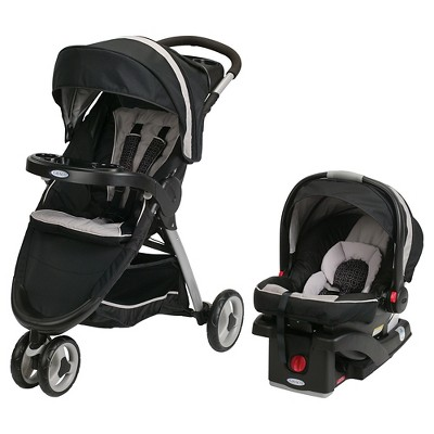 Graco® Fast Action Sport Click Connect Travel System - Pierce