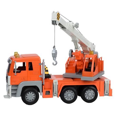Crane Pictures driven – standard series – crane truck : target