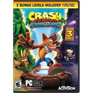 Crash Bandicoot N. Sane Trilogy - PC Game (Digital)