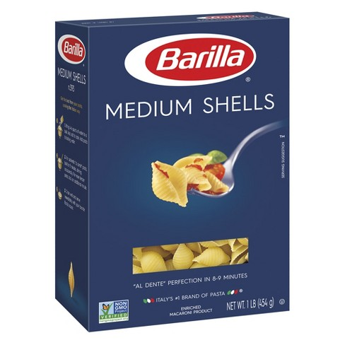 Medium Shells Pasta - 16oz - Barilla® - image 1 of 1