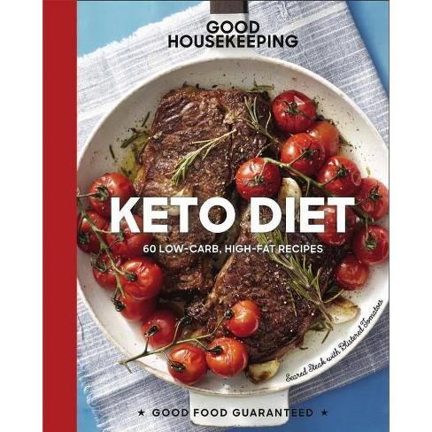 Good Housekeeping Keto Diet - (Good Food Guaranteed) (Hardcover) - image 1 of 1