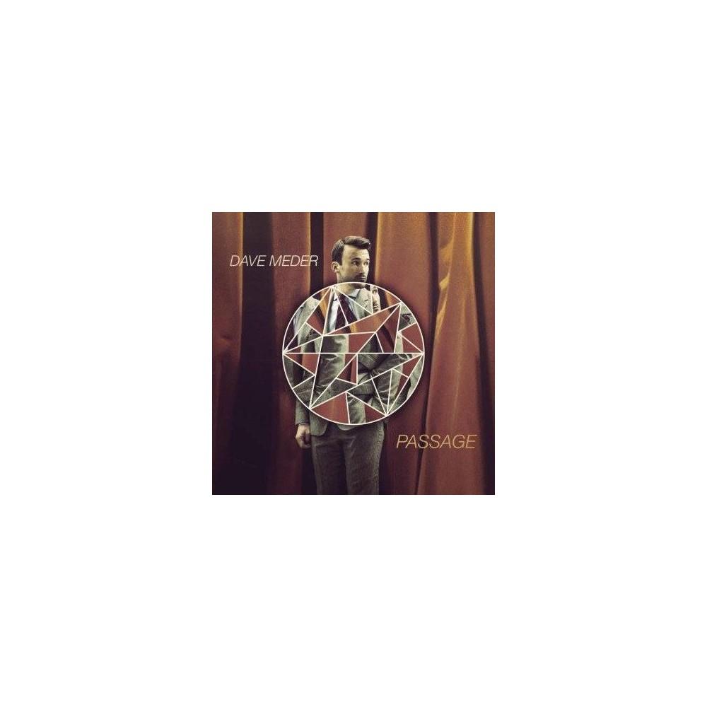 Dave Meder - Passage (CD)