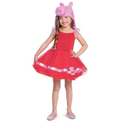 Toddler Peppa Pig Halloween Costume