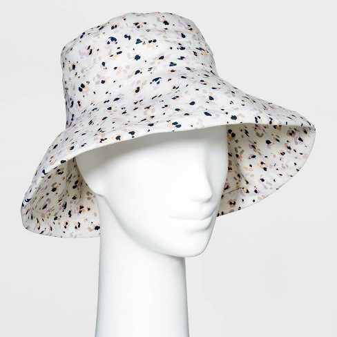 Women's Canvas Hat - A New Day™ - image 1 of 2