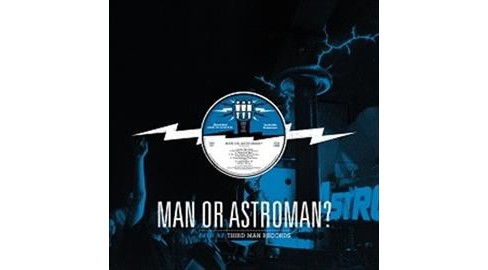 Man Or Astroman - Live At Third Man Records (Vinyl) - image 1 of 1