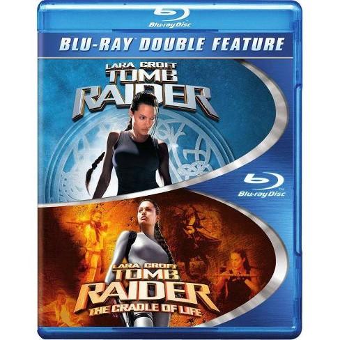Tomb Raider 1 2 Blu Ray Target