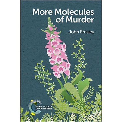 More Molecules of Murder - by  John Emsley (Paperback) - image 1 of 1