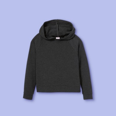 Girls' French Terry Hoodie - More Than Magic™