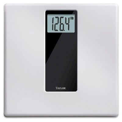High Capacity Digital Scale White/Black - Taylor
