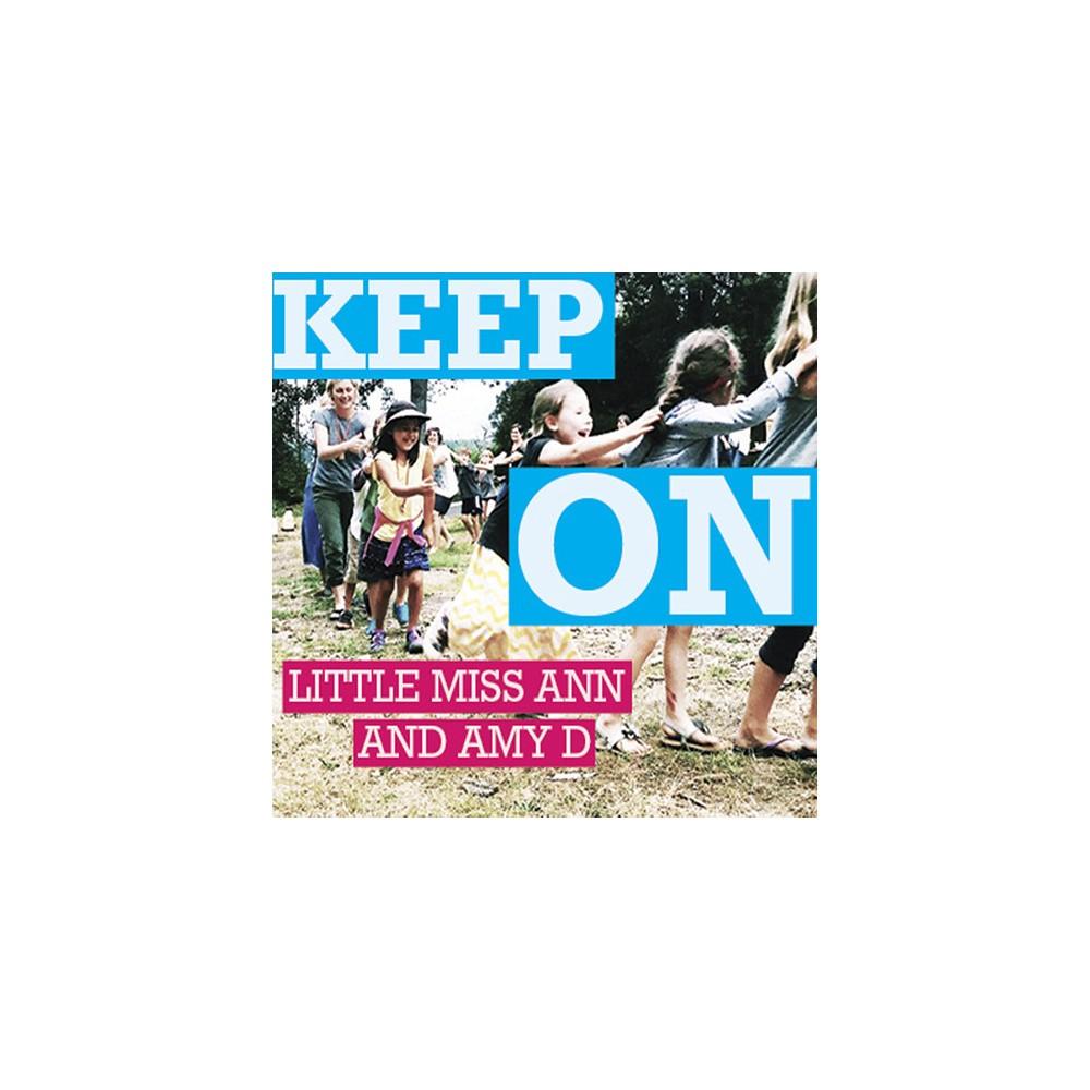 Little Miss Ann - Keep On (CD)