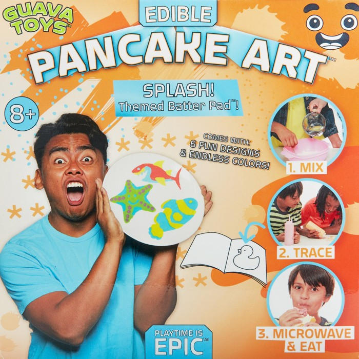 Guava Toys: Pancake Art Activity Kit - image 1 of 3
