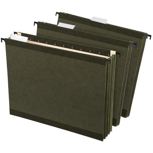 Superb Pendaflex Surehook Acid Free Hanging File Pocket Letter 3 1 2 Inch Expansion Green Pk Of 4 Dailytribune Chair Design For Home Dailytribuneorg