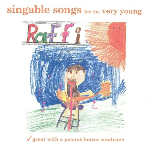 Raffi - Singable Songs for the Very Young (CD) - image 1 of 1