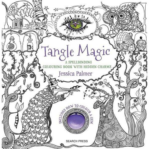 Tangle Magic - by  Jessica Palmer (Paperback) - image 1 of 1