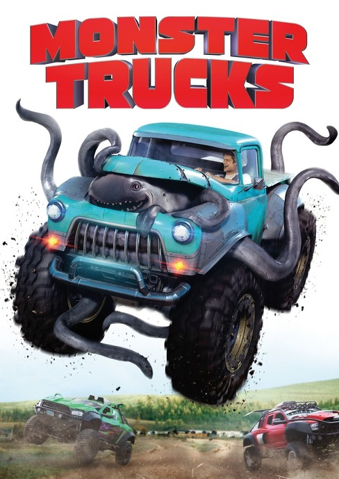 Monster Trucks (DVD) - image 1 of 1