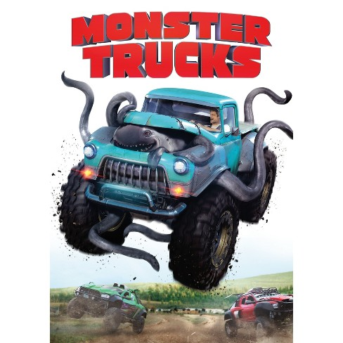 Monster Trucks (DVD) - image 1 of 1