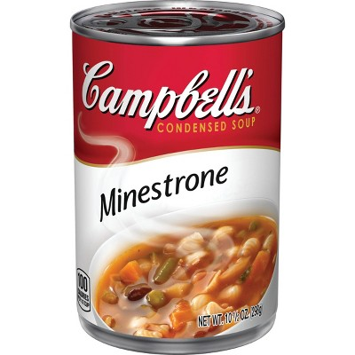 Campbell's Condensed Minestrone Soup - 10.75oz