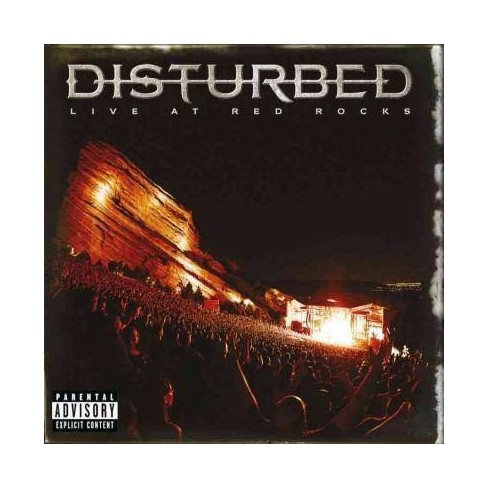 Disturbed (Nu-Metal) - Disturbed: Live at Red Rocks (CD) - image 1 of 1