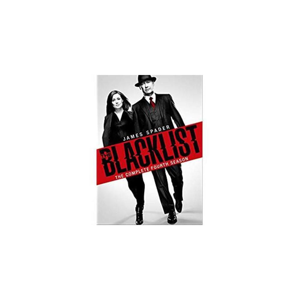 Blacklist: Season Four (Blu-ray)