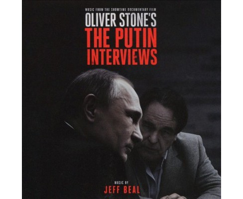 Jeff Beal - Putin Interviews (Osc) (CD) - image 1 of 1