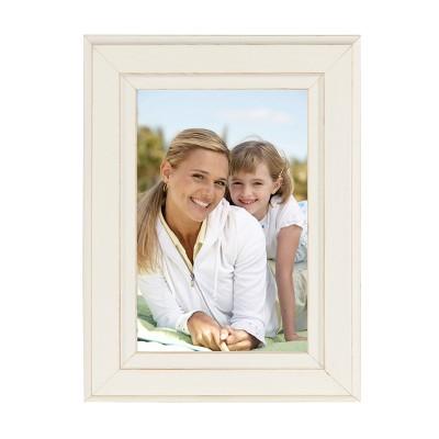 "4"" x 6"" Kieva Tabletop Frame White - DesignOvation"