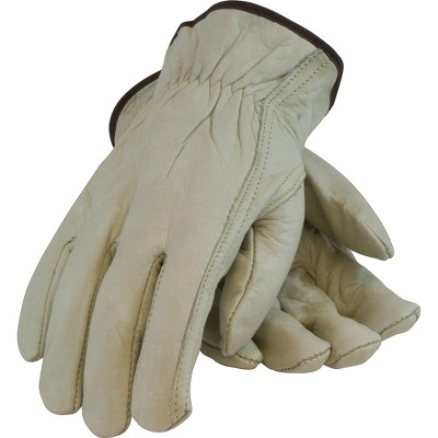 PIP Driver's Gloves Economy Grade Top Grain 68-162/XL