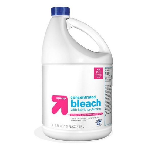 Bleach Concentrated Unscented 121 oz - Up&Up™ - image 1 of 1