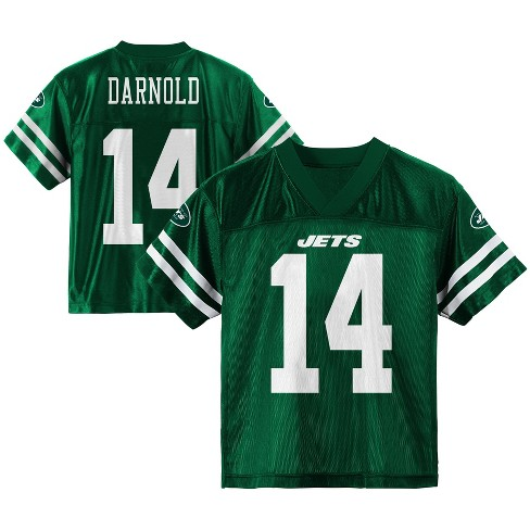 01e5063967f NFL New York Jets Toddler Player Jersey   Target