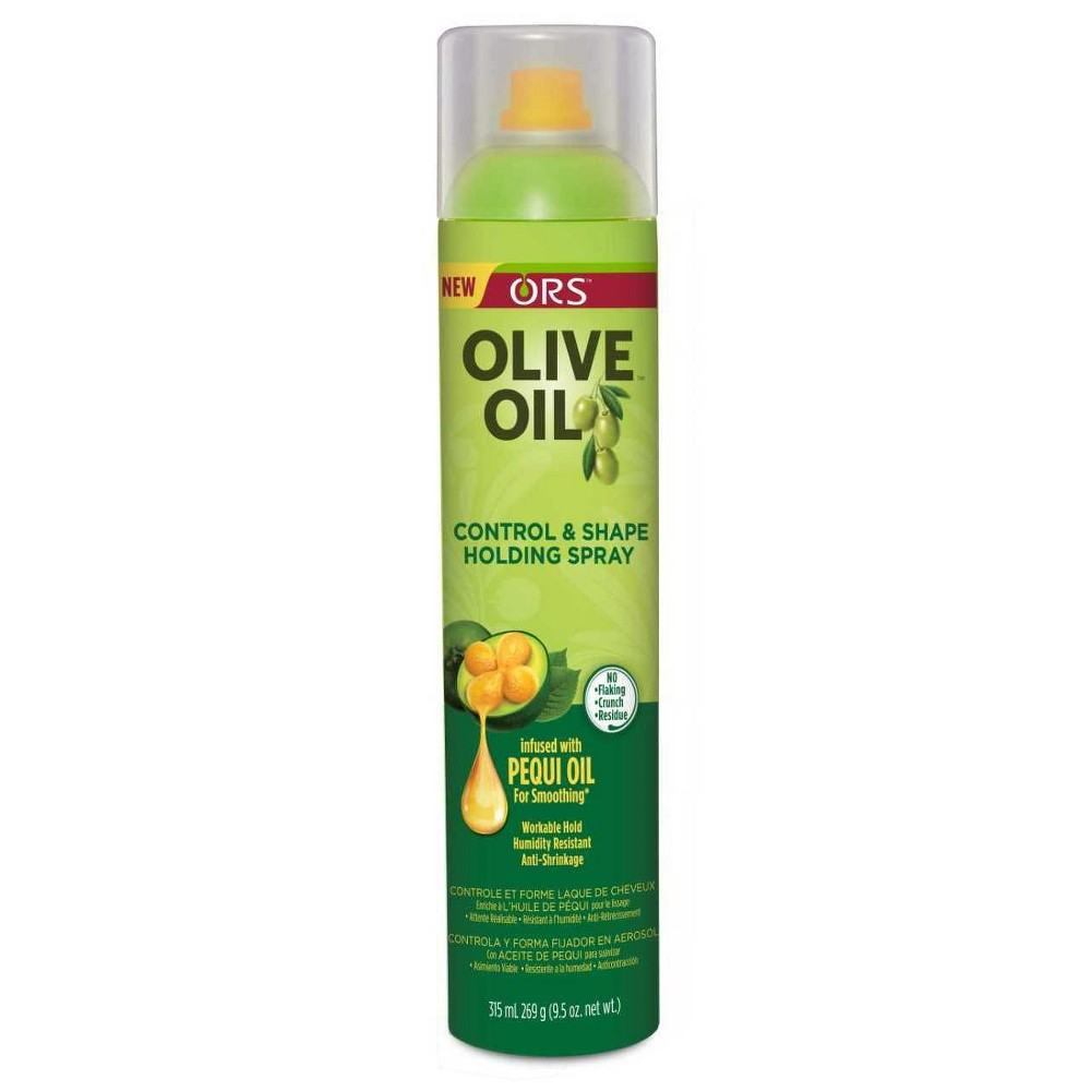 Ors Olive Oil Control & Shape Holding Spray - 9.5oz