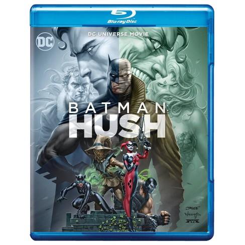 Batman: Hush (Blu-ray + DVD + Digital) - image 1 of 1