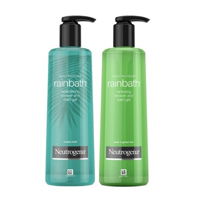 Neutrogena Rain Bath Shower & Bath Gel Ocean Mist - 32oz