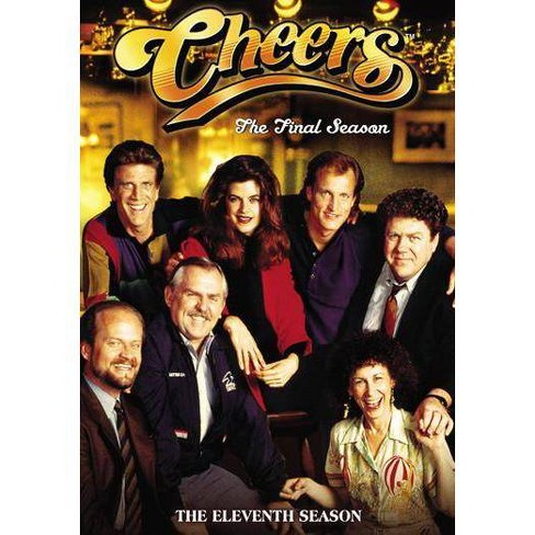 Cheers: The Final Season (DVD)(2009) - image 1 of 1