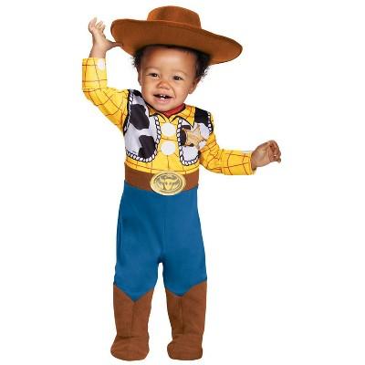 Baby Woody Deluxe Halloween Costume 12-18M