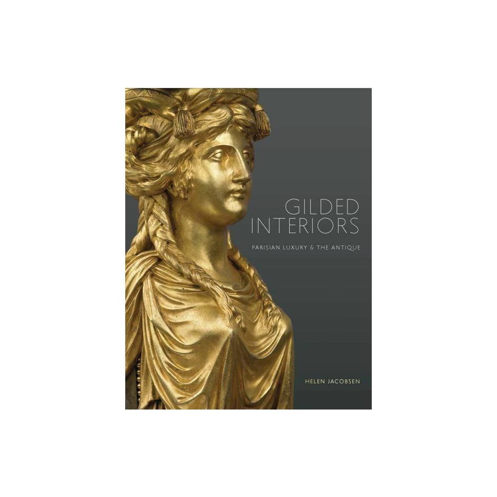 Gilded Interiors By Helen Jacobsen Paperback