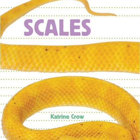 Scales - (Whose Is It?) by  Katrine Crow (Board_book) - image 1 of 1