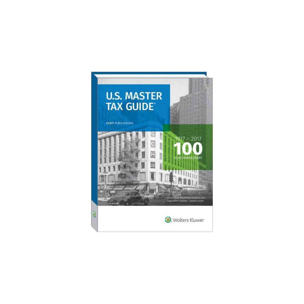 U.S. Master Tax Guide 2017 (Paperback)