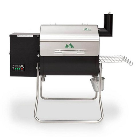 Green Mountain Davy Crockett Wifi Control Portable Wood Pellet Grill - image 1 of 4