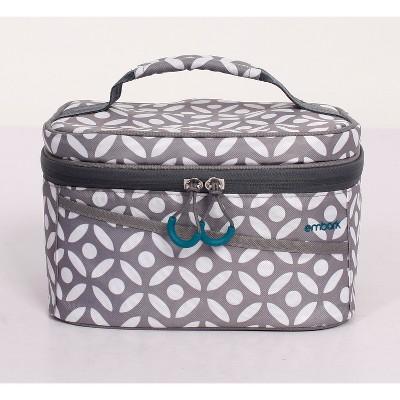 Personal Lunch Bag - Gray Geo Print - Embark™