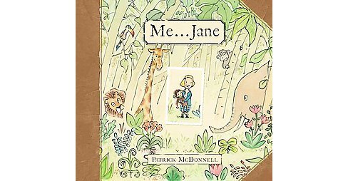 Me... Jane (School And Library) (Patrick McDonnell) - image 1 of 1