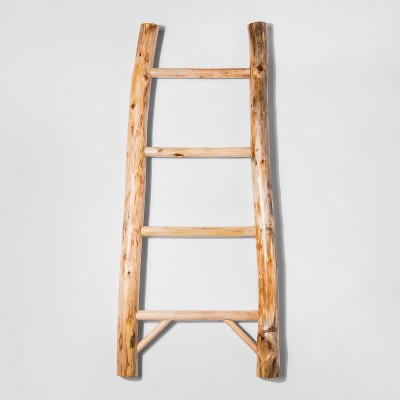 Wood Ladder Figure - Threshold™