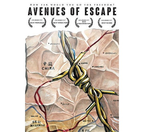 Avenues Of Escape (DVD) - image 1 of 1