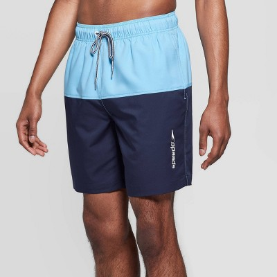 "Speedo Men's 8"" Volley Swim Trunks"