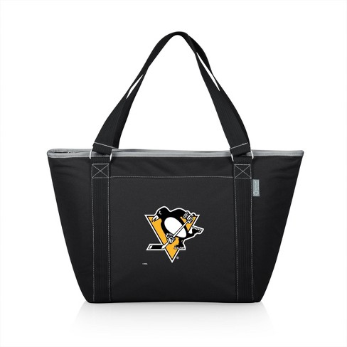 NHL Pittsburgh Penguins Topanga Cooler Tote Bag - Black - image 1 of 4